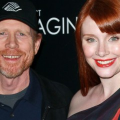 Bryce Dallas Howard: How Ron Howard Influences His 7-Year-old Grandson