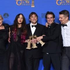 Boyhood takes Golden Globe honours