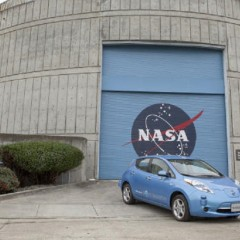 NASA, Nissan to make autonomous car by end of year
