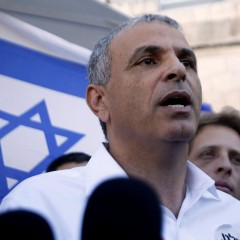 Israel Phone Hero Bows Out of First Battle as Finance Minister
