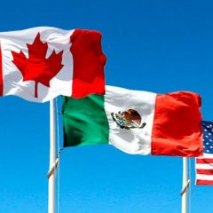 US-Mexico Trade Deal Lives With Canada: USMCA Rather Than NAFTA