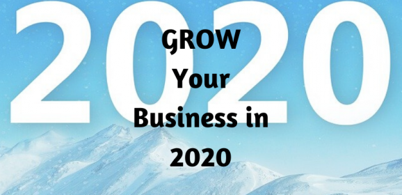 Grow Your Business in 2020 – 9 Critical Strategies Exposed