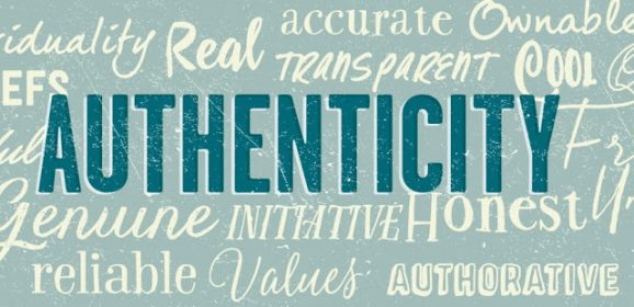 Can You Fake Authenticity?