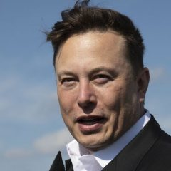 Tesla chief Elon Musk tweets and Bitcoin jumps, again