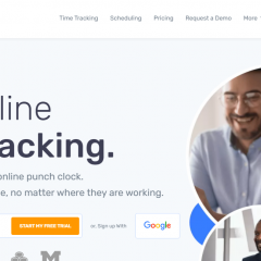 Top 5 Employee Productivity & Time Tracking Apps