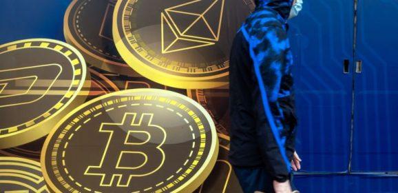 Bitcoin sinks below $43,000 as Evergrande fears sweep markets