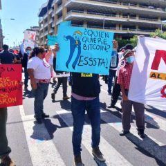 Glitches, protests as Bitcoin becomes legal tender in El Salvador